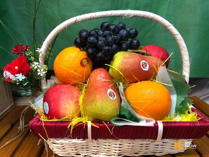 Giỏ trái cây quà tặng tập thể cơ quan - FSNK71