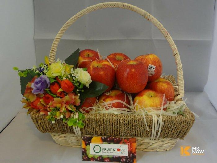 Giỏ trái cây TPHCM - FSNK23
