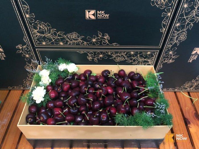 Đặt hộp Cherry Mỹ size 9.0 - Quà tặng cao cấp đối tác FSNK149