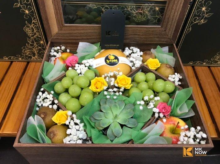 Hộp quà tặng doanh nhân nữ - FSNK188