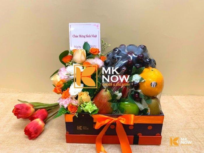 Hộp quà trái cây tặng sinh nhật - FSNK258