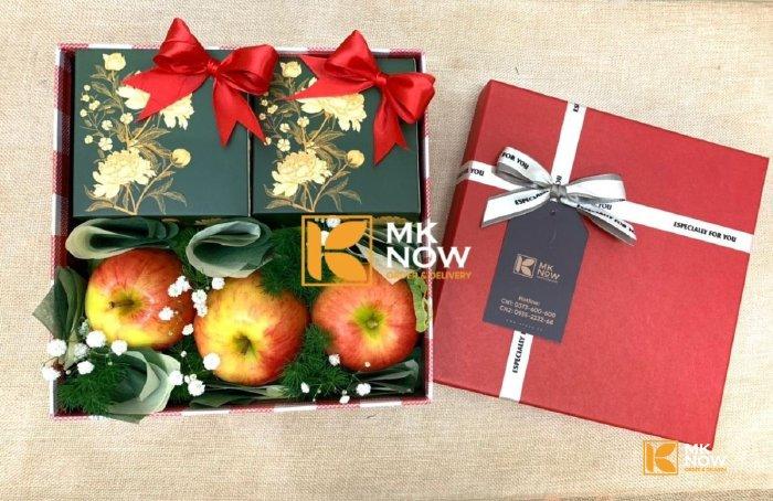 Hộp quà trung thu cho bố mẹ - FSNK265