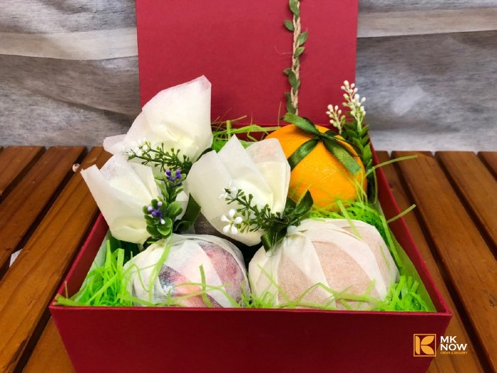 Quà trái cây, quà cưới cảm ơn khách - FSNK92