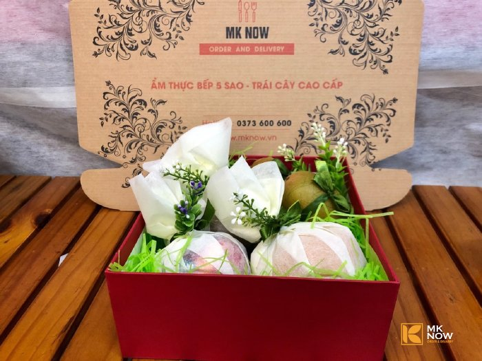 Quà trái cây tặng khách mời đám cưới - FSNK93