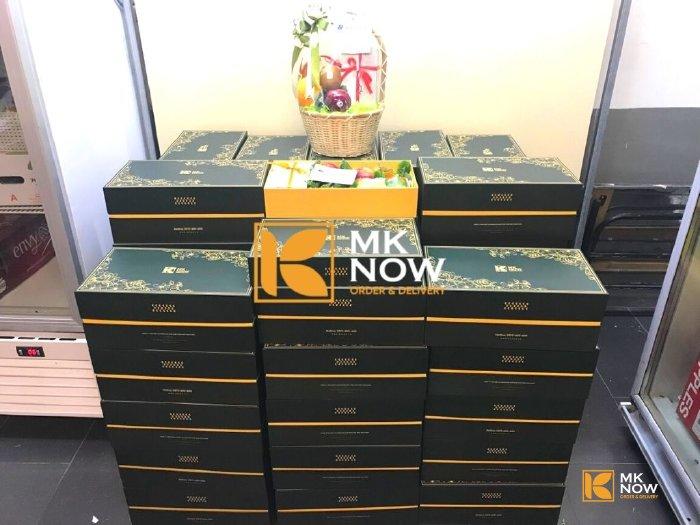 Set quà sức khỏe tặng nhân viên phòng, chống dịch Covid - FSNK254