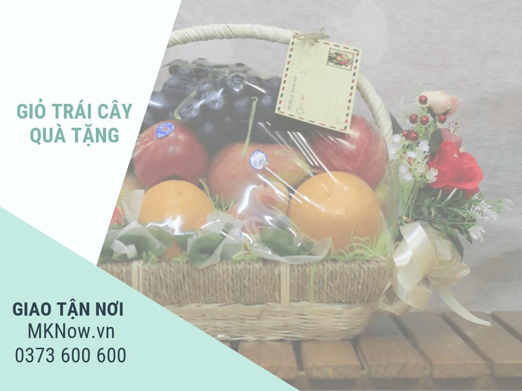 Giỏ trái cây quận Tân Phú