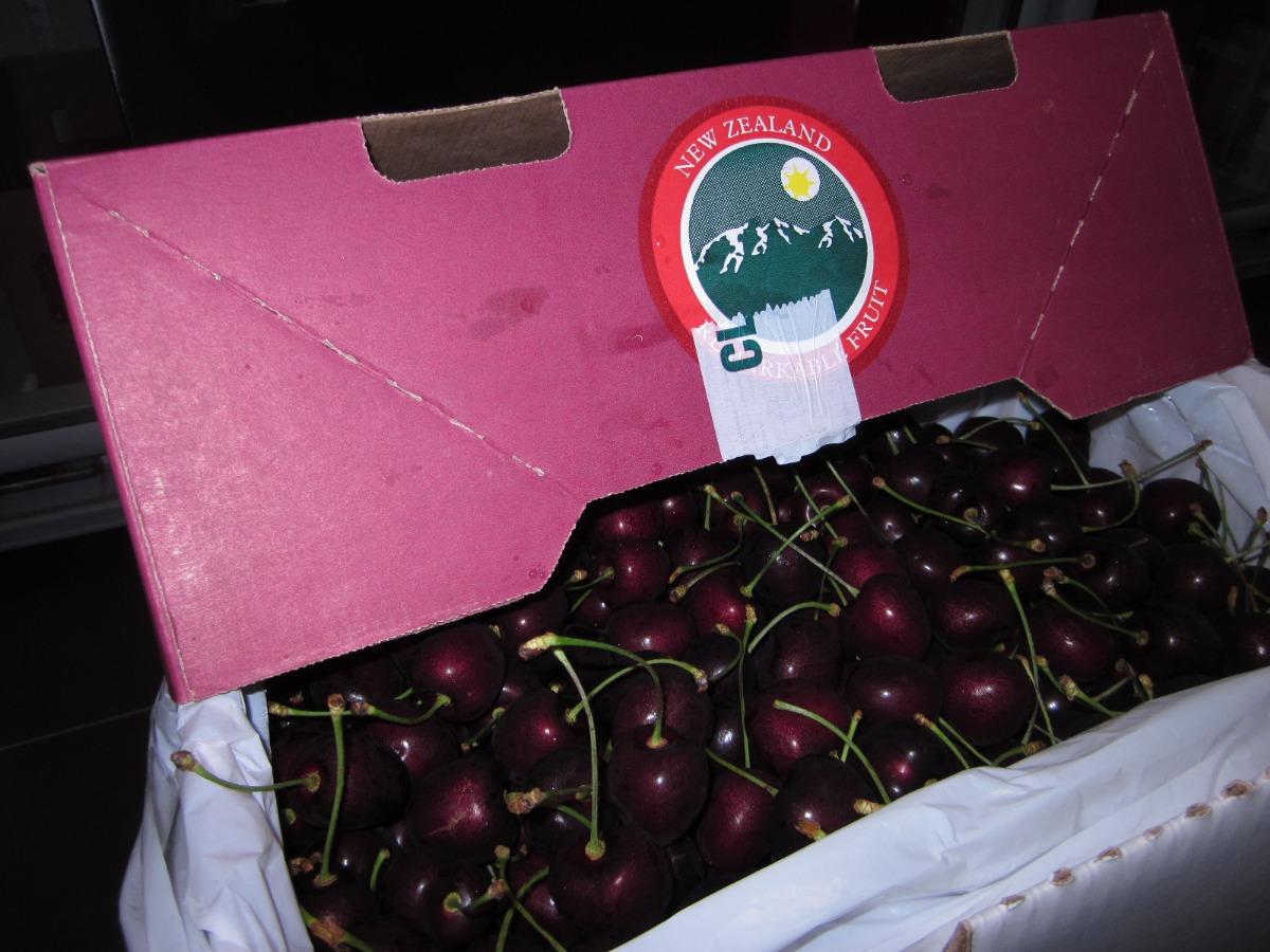 Cherry New Zealand tươi giòn rụm - Chính vụ Cherry New Zealand (3)