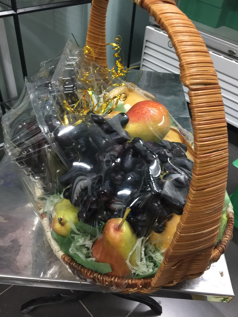 Giỏ trái cây quà tặng - FSNK34 3