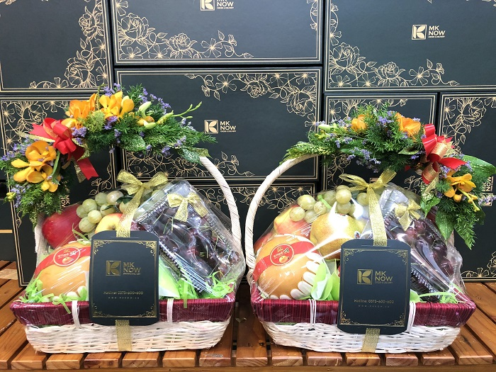 Zing News đưa tin về - MKnow ra mắt giỏ quà sức khỏe từ trái cây nhập khẩu chính vụ