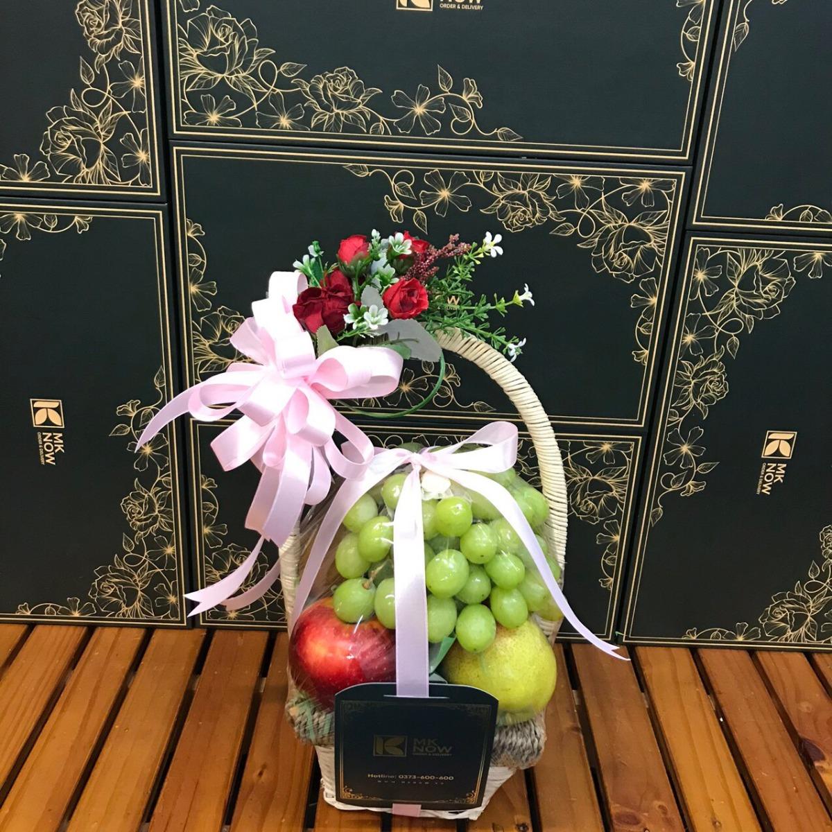 Giỏ quà tặng cô giáo mầm non - FSNK190