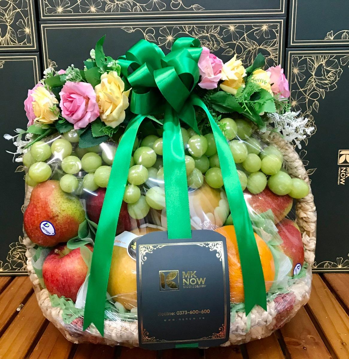 Giỏ quà tặng doanh nhân cao cấp - FSNK186