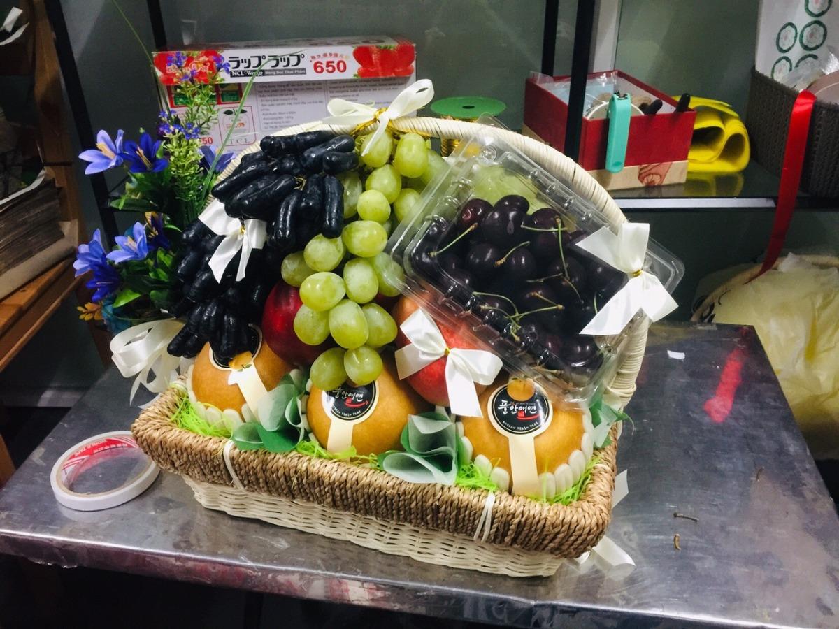 Giỏ quà trái cây FSNK52
