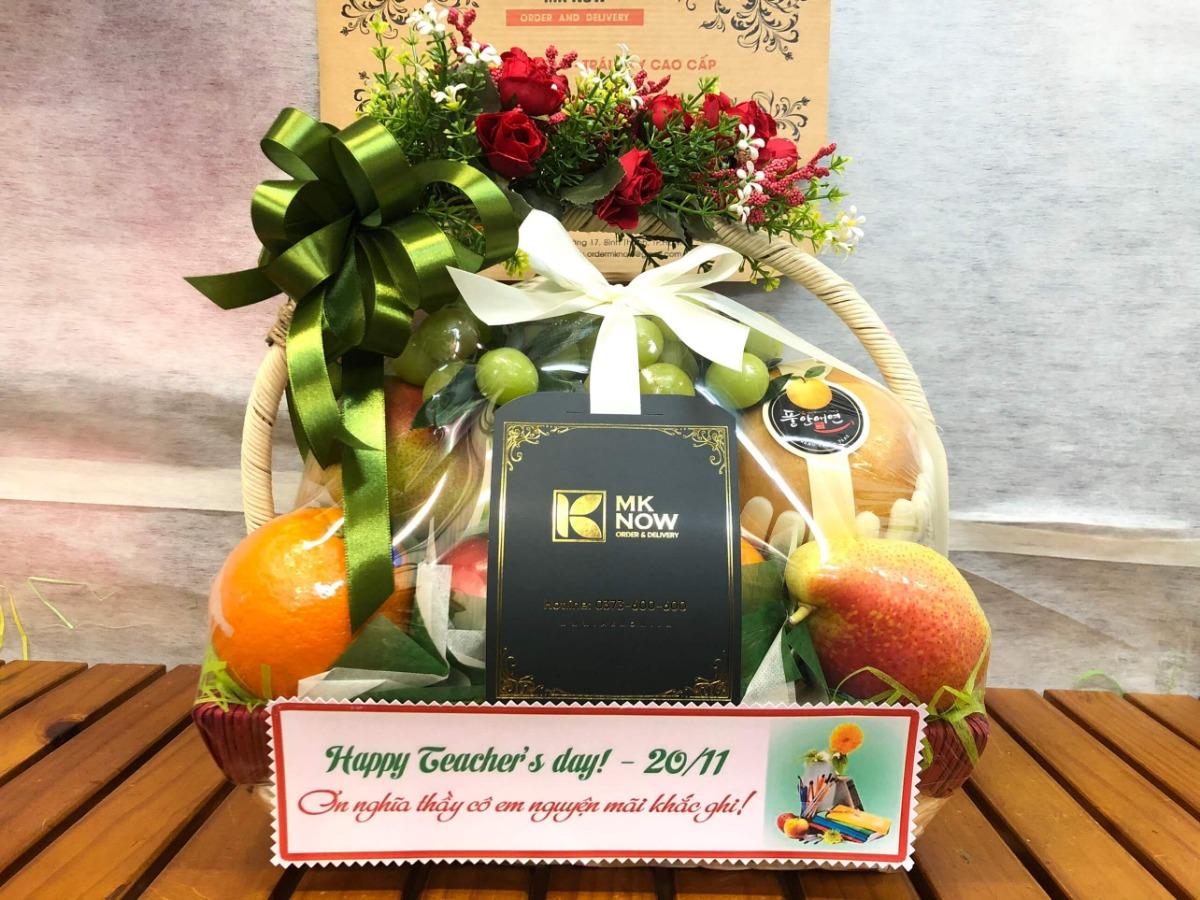 Giỏ quà trái cây ngày 20/11 - FSNK112