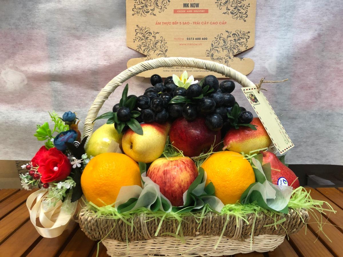 Giỏ trái cây dạm ngõ - FSNK78