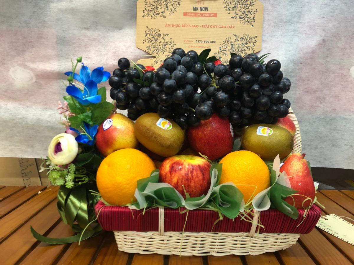 Giỏ trái cây sang trọng - FSNK80