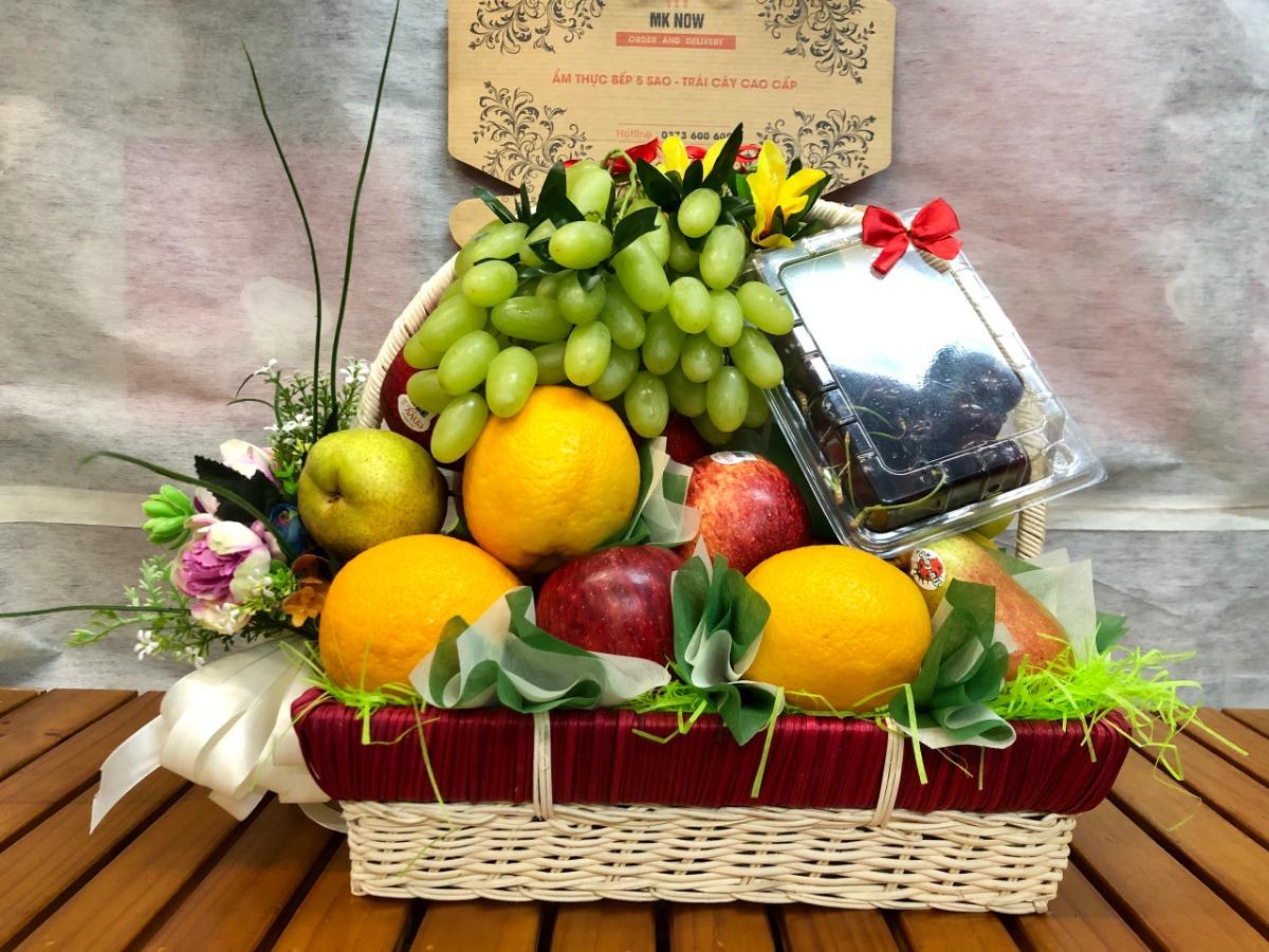 Giỏ trái cây tân gia - FSNK84