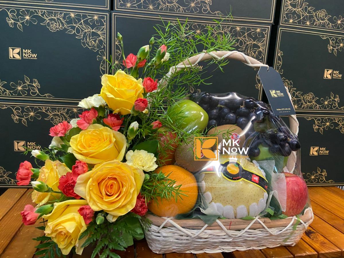 Top 10 mẫu quà tặng trái cây trên MKnow tặng quà 8/3 khách hàng, đối tác công ty