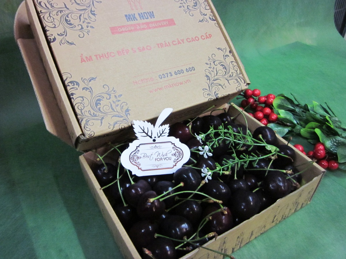 Hộp quà Cherry MKnow lớn - FSNK50
