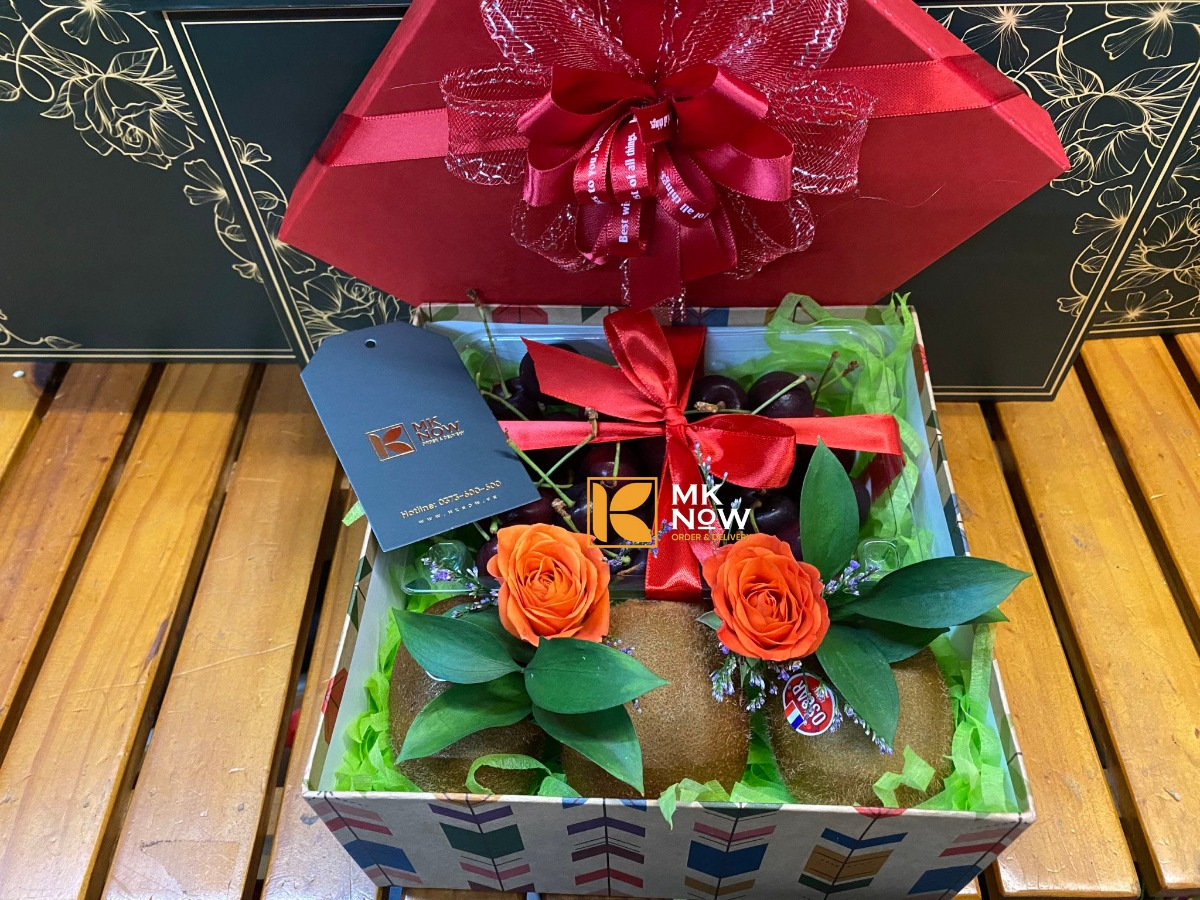 Hộp quà trái cây Lover - FSNK225