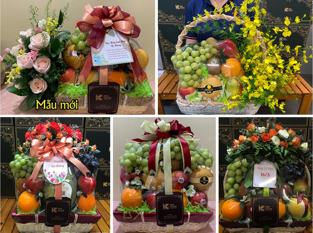 Top 10 mẫu giỏ trái cây quà tặng giá rẻ, ý nghĩa tặng 20.10 trong mùa dịch COVID-19