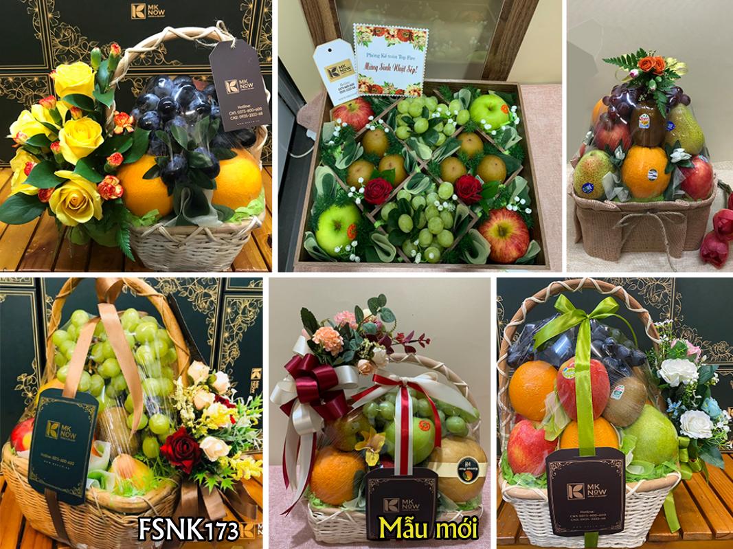 Gợi ý những giỏ trái cây quà tặng cảm ơn các bác sĩ, y tá, nhân viên y tế tuyến đầu chống dịch nhân ngày 20.10