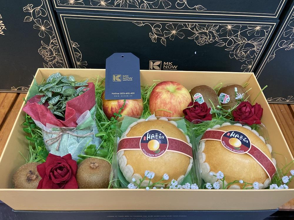 Hộp quà tặng khách hàng VIP cho nữ 20/10 - FSNK176